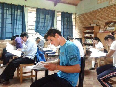 Siete de cada 10 alumnos no logran ni mínimo en pruebas
