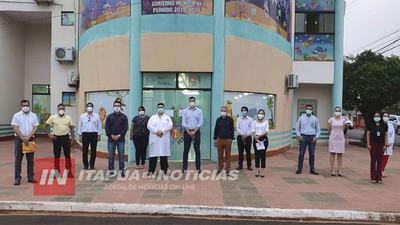 DESTACAN CRECIMIENTO DEL SERVICIO DE IPS EN CNEL. BOGADO