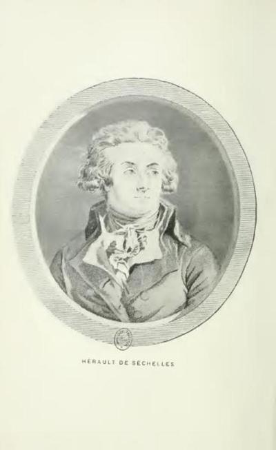 El terrorista del agua de rosas: Hérault de Séchelles 1759-1794