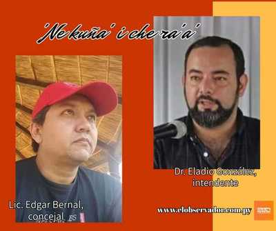 BERNAL DISPARA CONTRA ELADIO