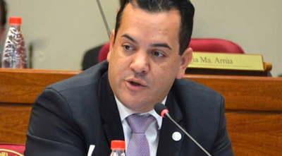 Senadores aprueban desafuero de Rodolfo Friedmann
