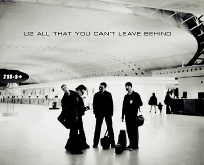U2 relanza el disco All That You Can't Leave Behind por su 20 aniversario
