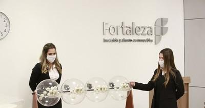La Nación / Fortaleza benefició a seis nuevas familias en agosto