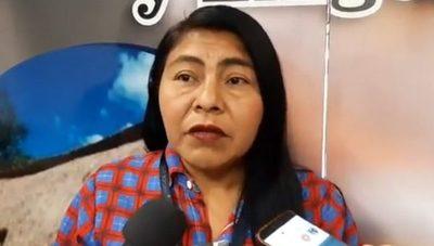 Líder nativa de Amambay: «indígenas delincuentes son los que están con el EPP»