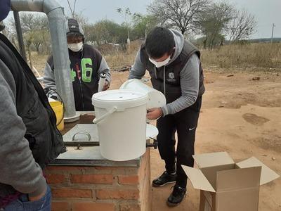 Donan filtros de agua potable para comunidades indígenas vulnerables