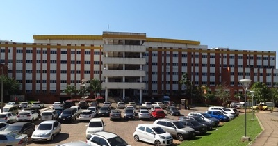Hospital de Clínicas readecua áreas de contingencia para pacientes respiratorios