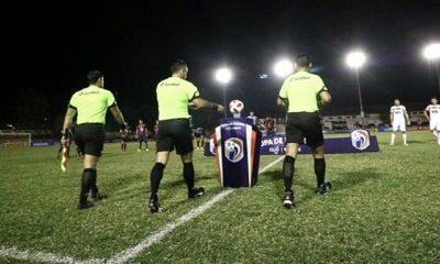 APF designa árbitros para la fecha 19