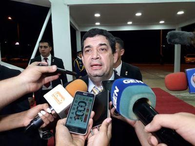 """Lucha contra el EPP: """"no necesitamos tropas, nosotros necesitamos tecnología"""", dice Velázquez"""