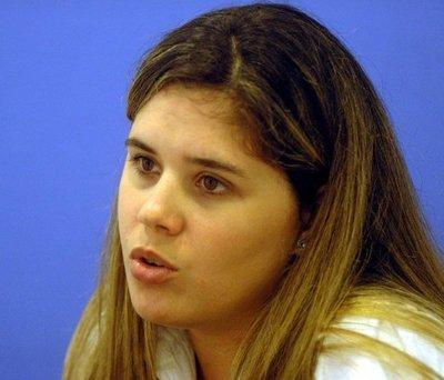 """""""El EPP es un grupo criminal que sí existe y es mentira que luche por defender a nadie""""- Silvia Cubas"""