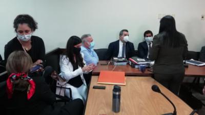 Aplazan juicio de González Daher