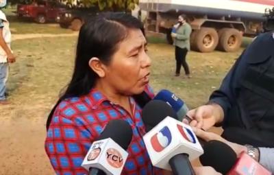 Indígenas esperarán 24 horas para ingresar al monte