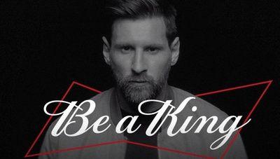 Budweiser quiere inspirar a los hinchas mediante la figura de Messi (un partner de largo plazo)