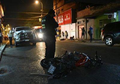 Luque: Dos accidentes de tránsito, uno de ellos fatal, con trabajadores como víctimas