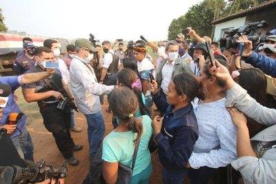 Crónica / Indígenas advierten que irán por los del EPP