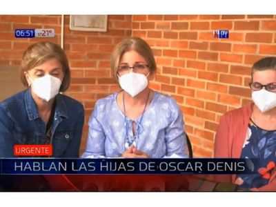 Hija  de Denis pide a los captores  proveer su medicación