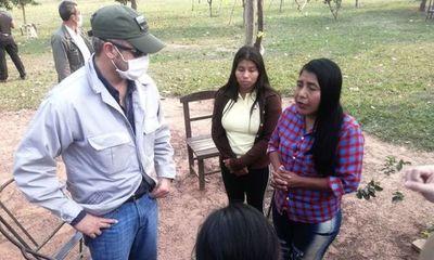 Líderes nativos deciden ir al rescate de secuestrados