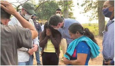 Abdo solicita ayuda a Colombia para rescatar a exvicepresidente y peón