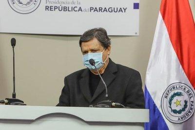 """Ministro del Interior: """"FTC sigue con su labor de rastrillaje y búsqueda"""" · Radio Monumental 1080 AM"""