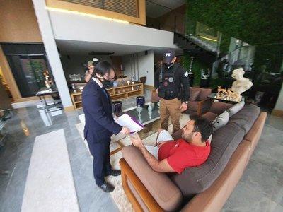 Paraguay y Brasil desmantelan importante organización criminal de la región