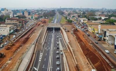 Multiviaducto CDE: Desvío de tránsito para avanzar con la segunda fase