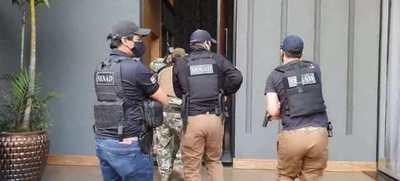 Paraguay y Brasil unen fuerzas para desmantelar esquema de lavado de dinero