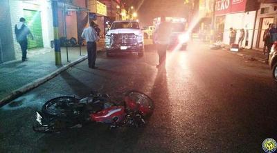 Conductor ebrio causa fatal accidente en Luque •