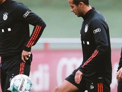 Thiago Alcántara entrena con el Bayern: ¿cae el traspaso al Liverpool?