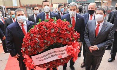 ANR conmemora 133 años de fundación con la operación Cicatriz