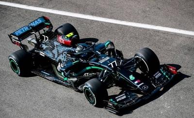 HOY / F1: Bottas dominó el primer libre de Mugello