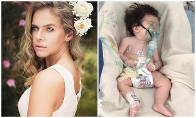 Gabi Wolscham apela a la solidaridad para ayudar a su pequeño sobrino