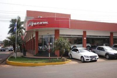 Operativo Status: Allanan Alfacom Automotores en Pedro Juan Caballero