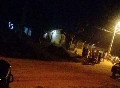 Joven es asesinado a balazos en CAPITAN BADO