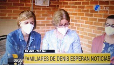 """Hija de Oscar Denis al EPP: """"el cuidado y la vida de papá está en manos de ustedes"""" · Radio Monumental 1080 AM"""