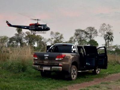 Indígenas entraron al monte en busca de señales de los secuestrados