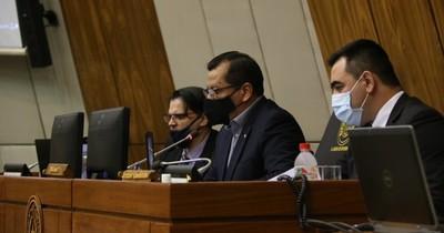 La Nación / Bicameral de Presupuesto 2021 recibe en audiencia a autoridades de seguridad