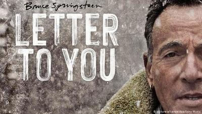 "Bruce Springsteen regresa con su nuevo álbum ""Letter To You"""