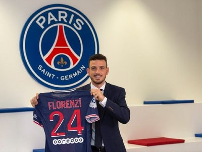 El PSG confirma la llegada del italiano Alessandro Florenzi