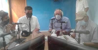 Referentes nacionales del PLRA expresan solidaridad con secuestrados