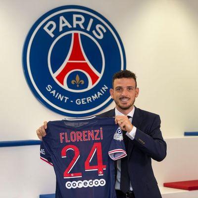 Alessandro Florenzi llega al PSG