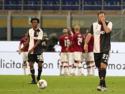 Juventus perdió 71,4 millones en 2019-20