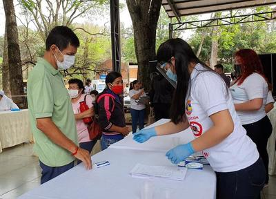 Campaña de desparasitación en la Gobernación de Alto Paraná