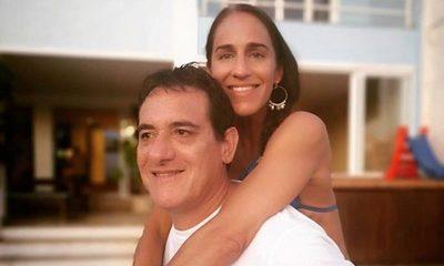 """Gamarra enamorado: """"Mi amor, en vos encontré todo"""""""