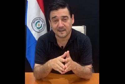 Buzarquis solicitará pérdida de investidura de Zacarías Irún