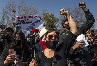 En pandemia Chile conmemora los 47 años del golpe a Allende