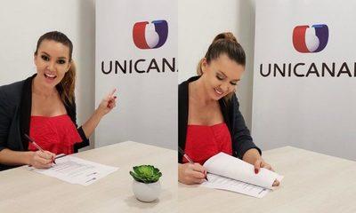 ¡Dallys ya firmó con Unicanal y arranca en Primavera!