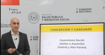 Salud pide consciencia a la ciudadanía para mitigar la curva de contagios