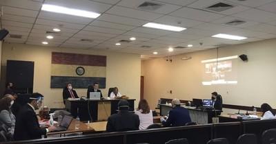"""La Nación / Altas condenas para integrantes de la organización de Teófilo Samudio, alias  """"Samura"""""""