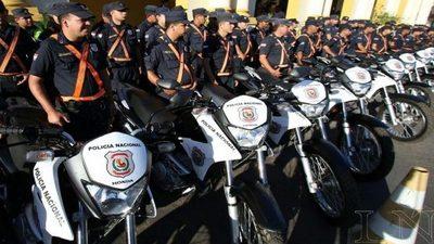 Creciente número de casos Covid-19 en la Policía puede incidir en los trabajos
