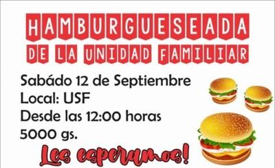 Venderán hamburguesas para pagar alquiler de local de USF