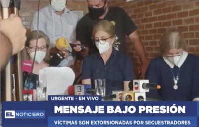 EPP extorsiona a familia Denis exigiendo liberación de líderes y sumas millonarias